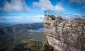 The Pinnacle in the Grampians National Park in Victoria.